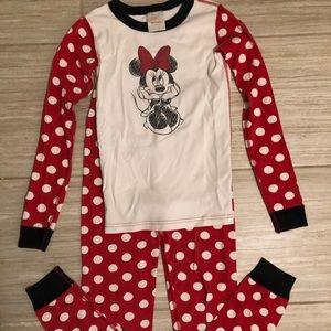 Hanna Andersson Disney collection pajamas